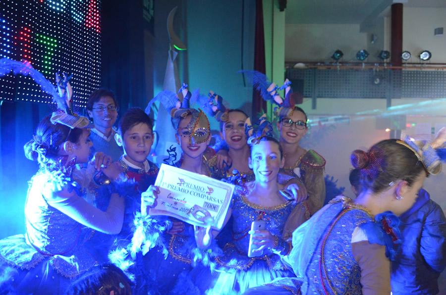 Premiados Carnaval de Nambroca 2017