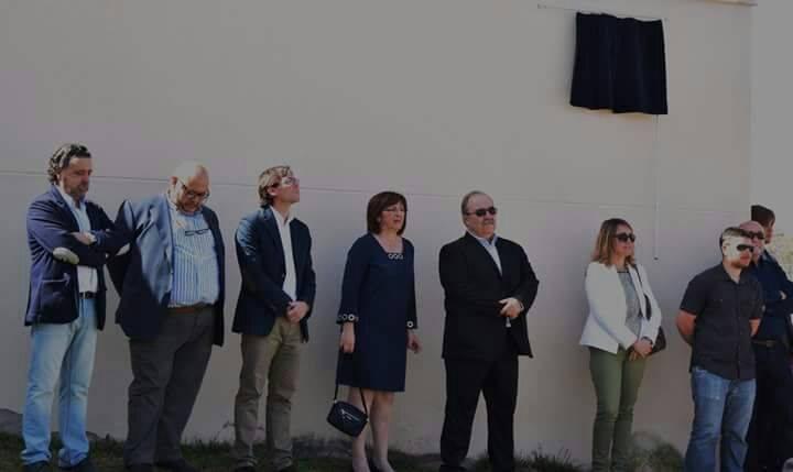Nambroca homenajea a don Juan Carlos Daza Sánchez