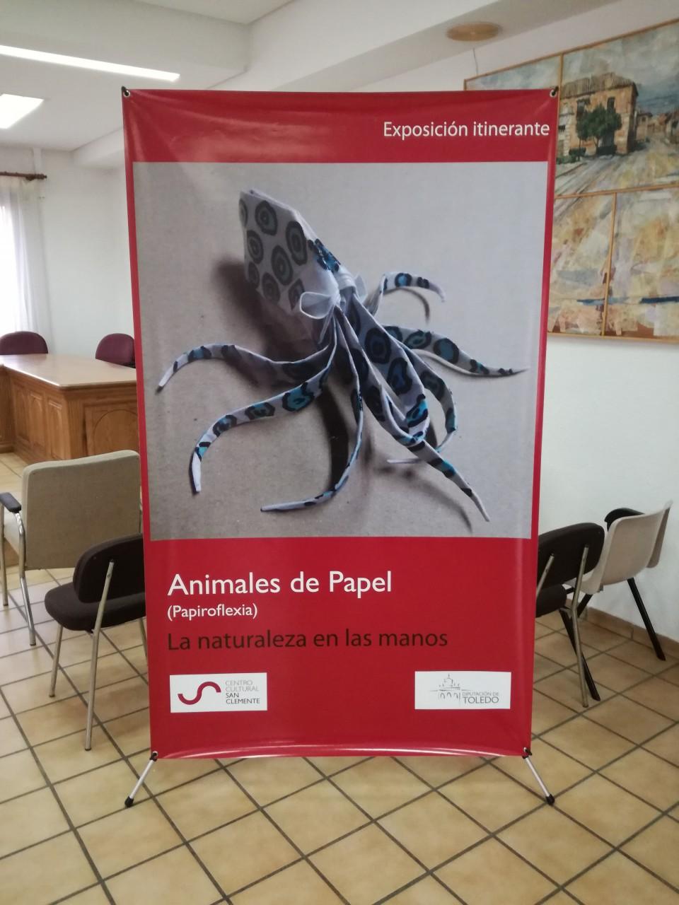La papiroflexia llega a Nambroca