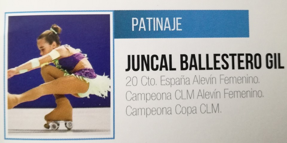 La Diputación distingue a Juncal Ballestero