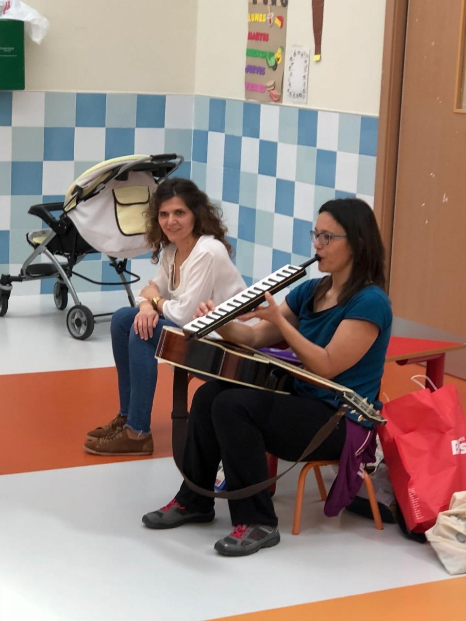 MÚSICA DEL MUNDO EN LA ESCUELA INFANTIL