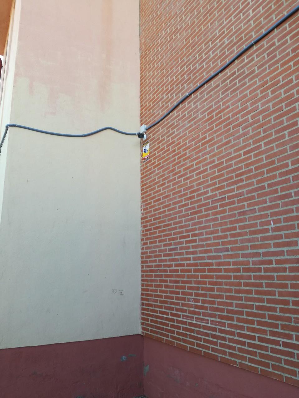 El Ayuntamiento de Nambroca instala cámaras de seguridad en el colegio y el campo de fútbol
