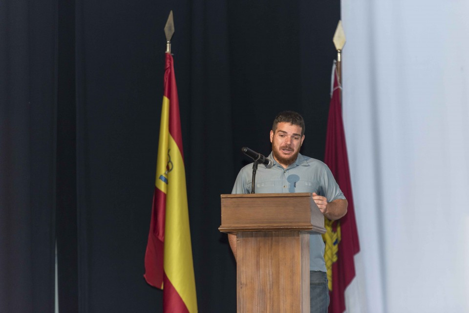 Inauguración del Certamen de Teatro Albrocal