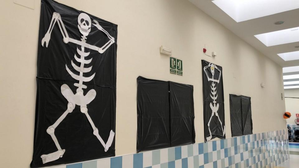 Halloween llega a la Escuela Infantil Pasitos