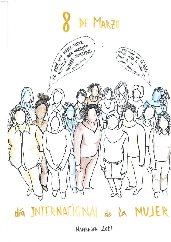 Premios Concurso de Carteles Día Internacional de la Mujer