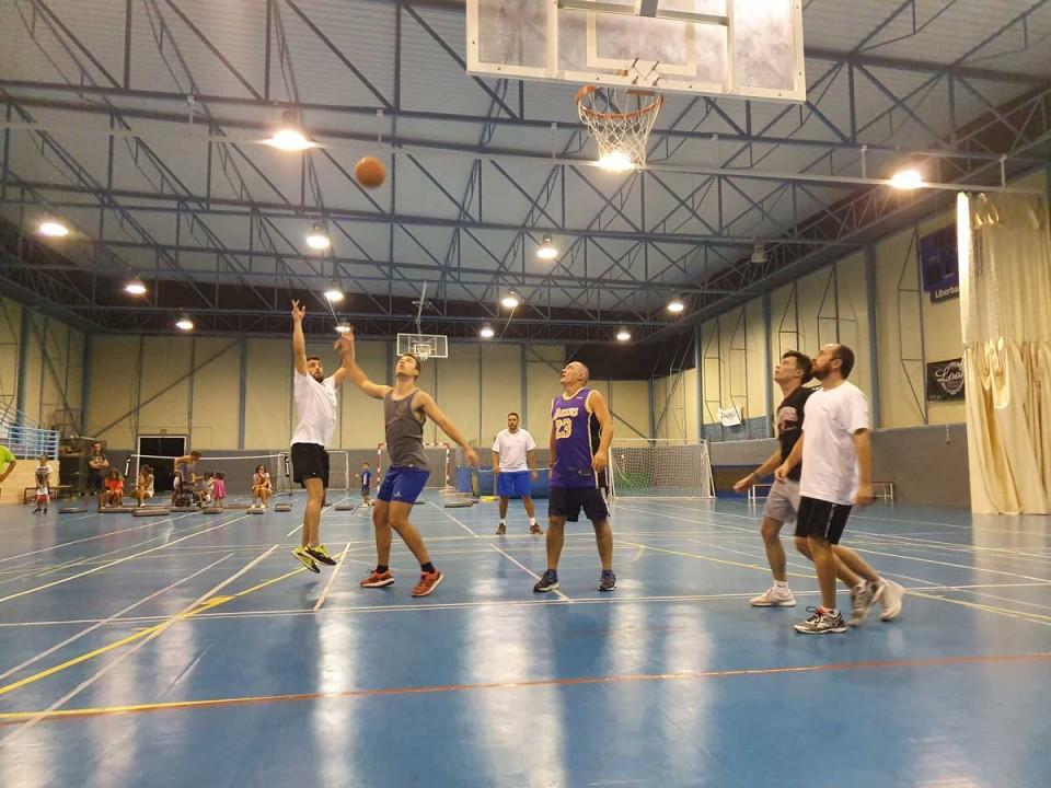 Celebrado con éxito el torneo de verano de baloncesto 3x3 de Nambroca