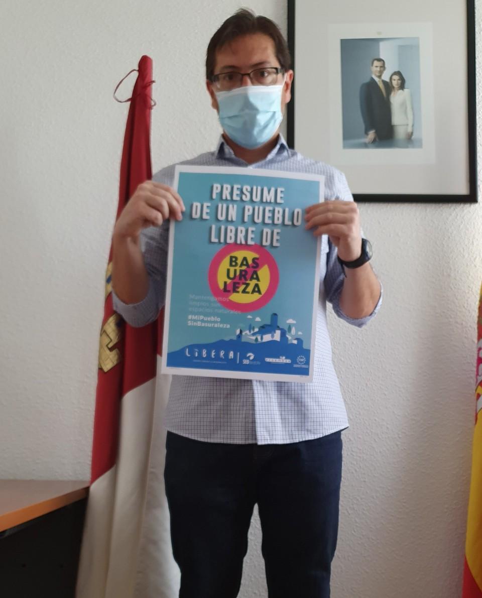 El Ayuntamiento de Nambroca se suma a la iniciativa #MiPuebloSinBasuraleza