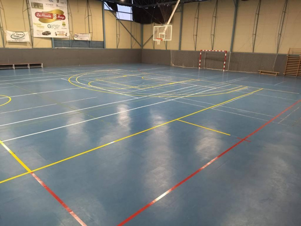 El Ayuntamiento acomete la mejora de las instalaciones deportivas